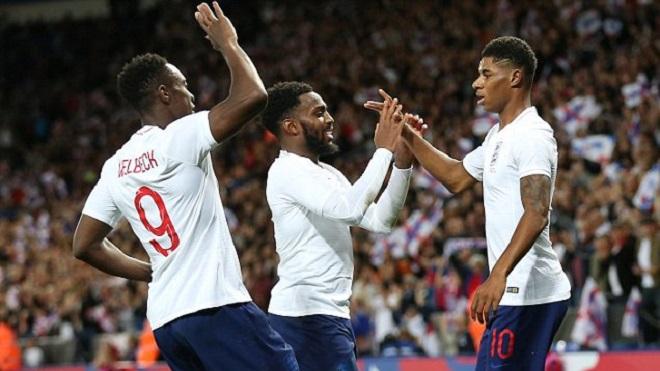 Anh 1-0 Thụy Sĩ: Ghi bàn liên tục, Rashford thành người hùng ở 'Tam sư'