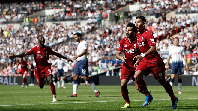 Bảng xếp hạng Ngoại hạng Anh vòng 5 mùa giải 2018/19
