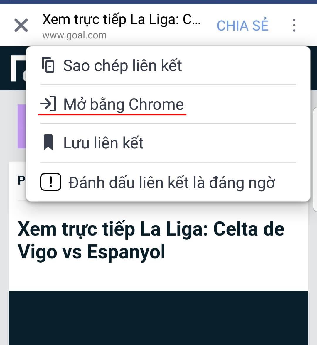 Cách xem trực tiếp Barca và Real Madrid trên trang Goal Việt Nam