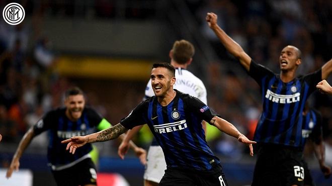 Video clip bàn thắng Inter 2-1 Tottenham: Chủ nhà ngược dòng ngoạn mục