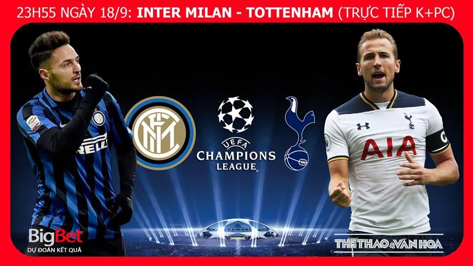 Soi kèo Inter Milan vs Tottenham. Nhận định Inter Milan vs Tottenham
