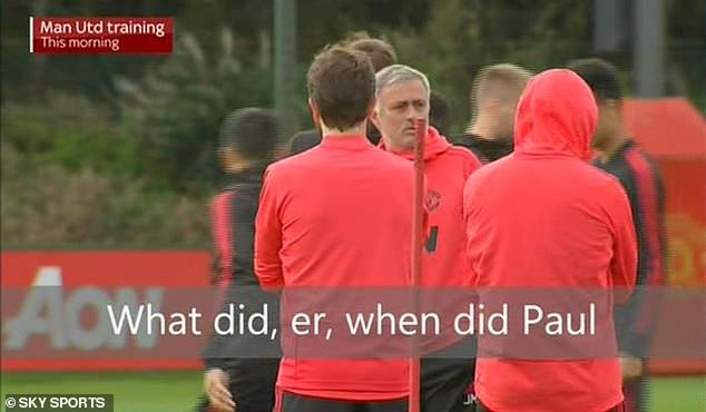 Tiết lộ cuộc nói chuyện giữa Pogba và Mourinho. 'Người đặc biệt' cố tình thể hiện quyền uy