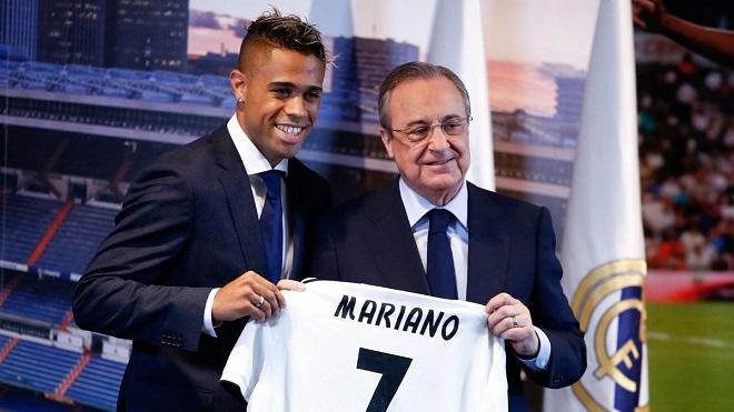 Mariano Diaz: Định mệnh trở thành số 7 của Real Madrid