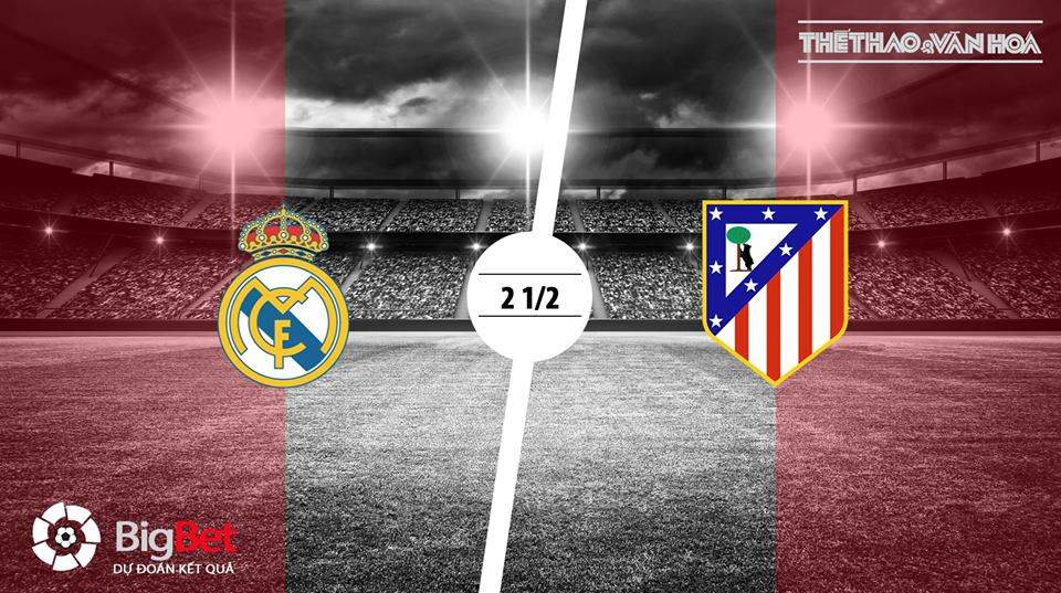 Soi kèo Real Madrid vs Atletico Madrid (02h45 ngày 30/9), vòng 7 La Liga