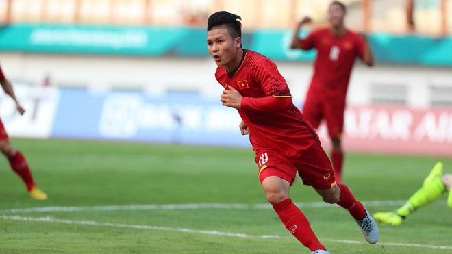 Quang Hải là 1 trong 6 ngôi sao ASIAD được kì vọng sẽ tỏa sáng ở ASIAN Cup 2019