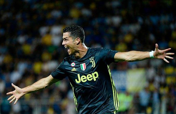 Frosinone 0-2 Juventus: Ronaldo ghi bàn trận thứ 2 liên tiếp, Juve dẫn đầu Serie A