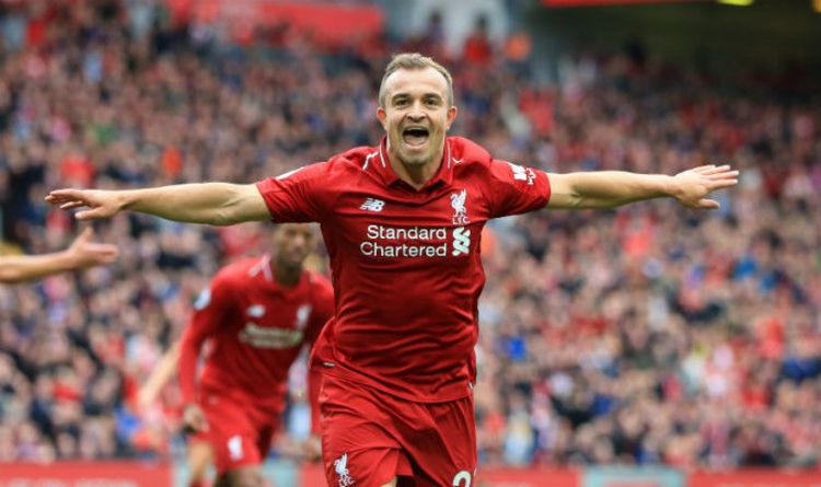 Với Shaqiri, Liverpool tự tin vượt qua chặng Tourmalet