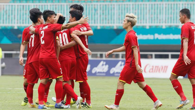 CẬP NHẬT tin tối 6/9: U23 Việt Nam được xem là số 1 ĐNA. Quang Hải được trang chủ AFF Cup vinh danh