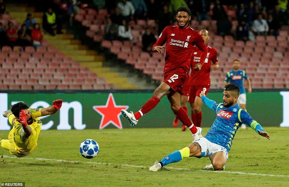 Liverpool, Napoli 1-0 Liverpool, video bàn thắng Napoli 1-0 Liverpool, kết quả Cúp C1, video clip bàn thắng Cúp C1, video Liverpool 0-1 Napoli, Klopp, kết quả bóng đá