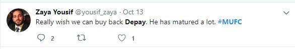 CĐV M.U yêu cầu bán Lukaku và đưa Depay trở lại Old Trafford