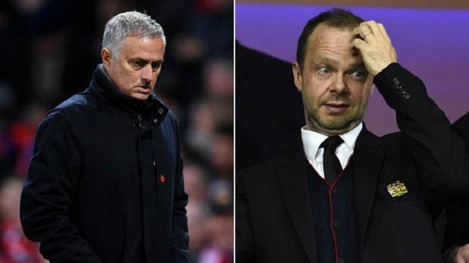 M.U sợ Mourinho 'phá đám' kế hoạch bổ nhiệm giám đốc kĩ thuật