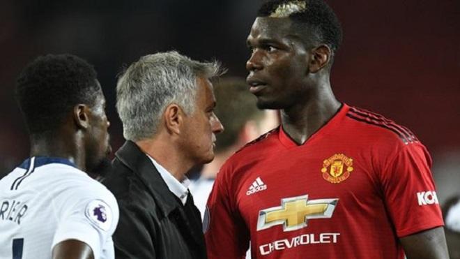 Pogba 'hiến kế' trong giờ nghỉ cho Mourinho, giúp M.U ngược dòng ngoạn mục
