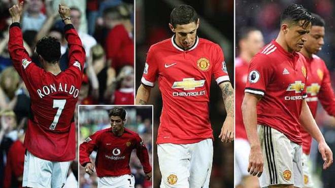 Alexis Sanchez và một loạt ngôi sao dính lời nguyền 'cực độc' từ áo số 7 của M.U