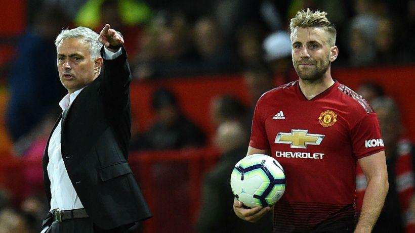 Luke Shaw tiết lộ điều Mourinho yêu cầu học trò trong trận thua trước West Ham