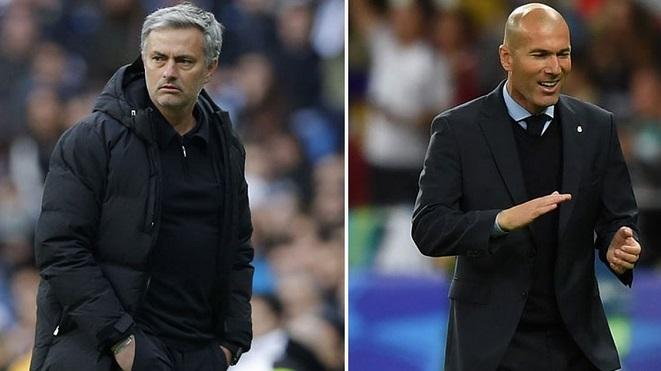 M.U: Zidane chủ động gọi điện thoại, Mourinho lo lắng về tương lai