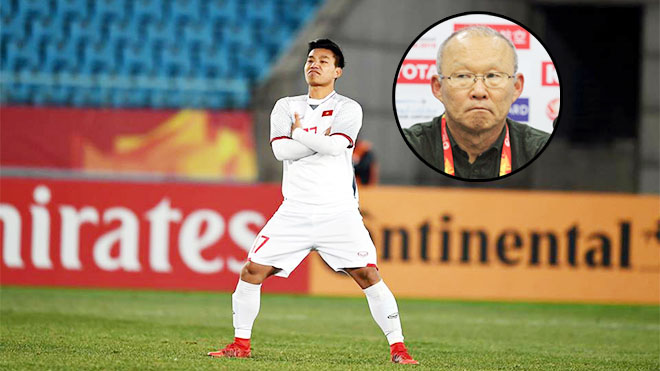 Văn Thanh đứt dây chằng, lỡ AFF Cup 2018 khiến HLV Park Hang Seo lo ngay ngáy