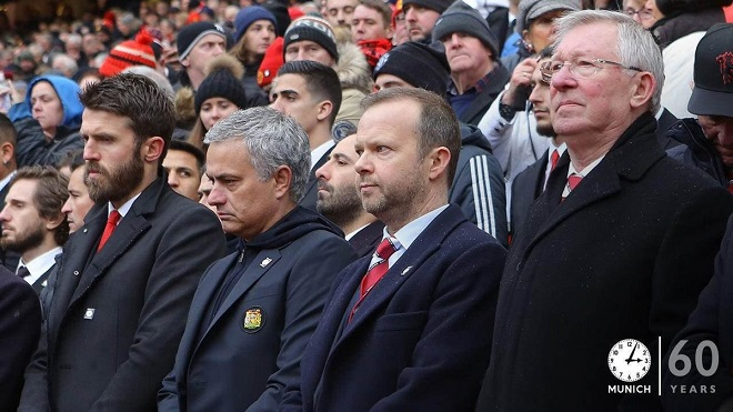M.U: Michael Carrick xếp Mourinho 'ngang hàng' với Sir Alex