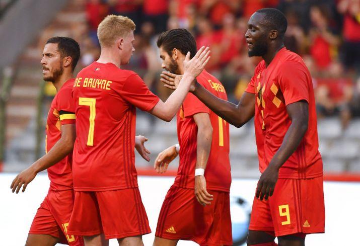 Vì sao Lukaku đá hay ở đội tuyển Bỉ nhưng lại chơi tệ ở M.U?