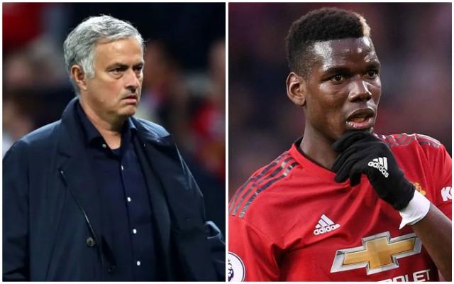 Pogba đáp trả mạnh mẽ về việc bị Mourinho tước băng đội trưởng