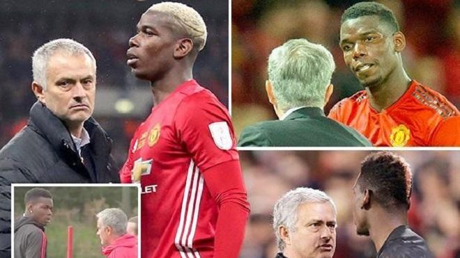 Pogba tự nhận không xứng giành Bóng vàng, đáp trả Mourinho vụ băng đội trưởng