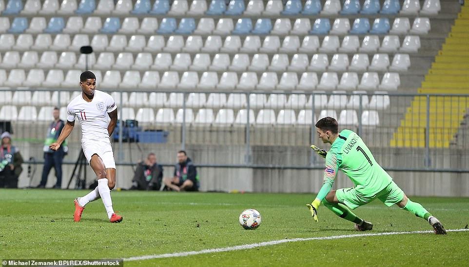 Croatia 0-0 Anh: Rashford bỏ lỡ 2 cơ hội quý như vàng, 'Tam sư' đòi nợ bất thành