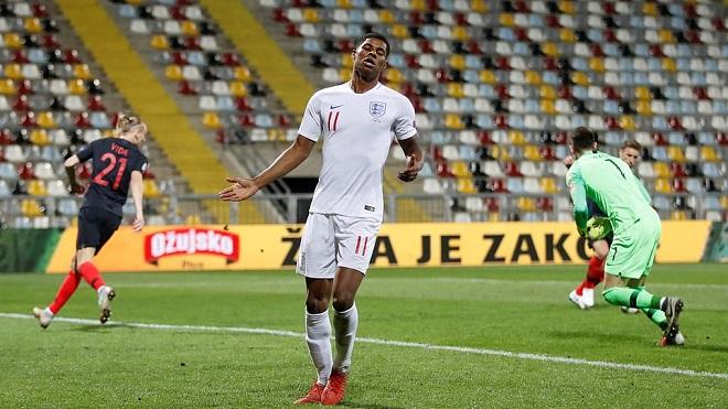 Croatia 0-0 Anh: Rashford lỡ 2 cơ hội vàng, Kane và Dier bị khung thành từ chối, Anh đòi nợ bất thành
