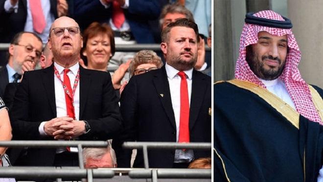 NÓNG: Chủ sở hữu M.U xuất hiện ở Saudi Arabia, 'Quỷ đỏ' sẽ bị bán?