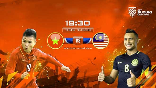 TRỰC TIẾP Việt Nam vs Malaysia: Pháo sáng đã xuất hiện ngoài Mỹ Đình