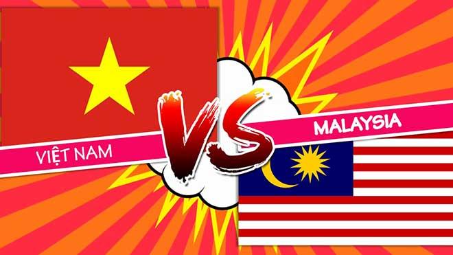 Nhận định và trực tiếp Việt Nam vs Malaysia (19h30 ngày 16/11)