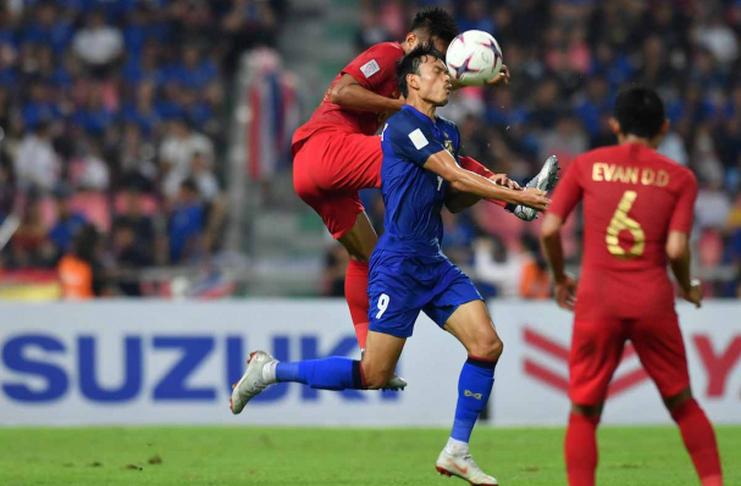 Charyl Chappuis muốn Thái Lan gặp Việt Nam ở Chung kết AFF Cup