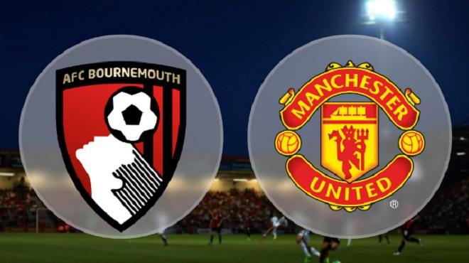 Bournemouth 1-2 M.U: Martial và Rashford ghi bàn giúp M.U ngược dòng giành chiến thắng