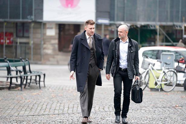 'Lord' Bendtner bị kết án ngồi tù 50 ngày vì hành hung tài xế taxi