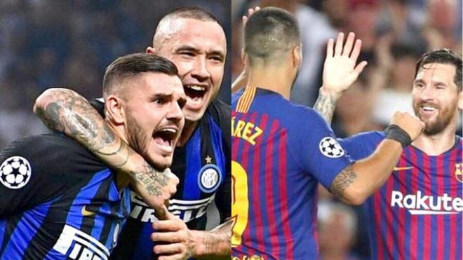 Xem trực tiếp Inter Milan vs Barcelona (03h00, 07/11) ở đâu?