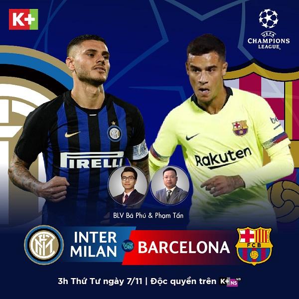 truc tiep bong da, Inter vs Barca, Trực tiếp bóng đá, Cúp C1, Trực tiếp Inter Milan vs Barcelona, xem truc tiep bong da, bong da truc tuyen, trực tiếp barca vs inter