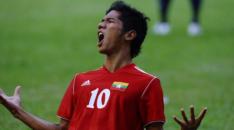 Aung Thu luôn tỏa sáng khi Myanmar cần, Việt Nam phải dè chừng