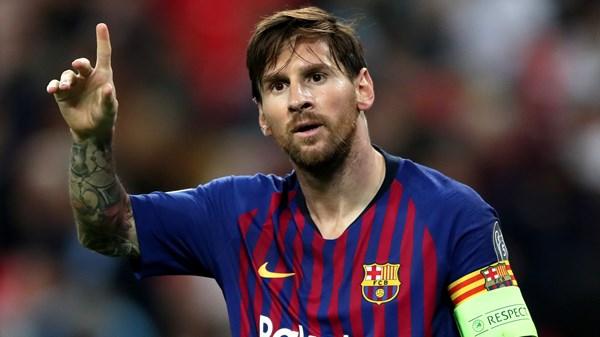 Lộ lí do khiến Messi quyết tâm trở lại ở trận gặp Inter Milan
