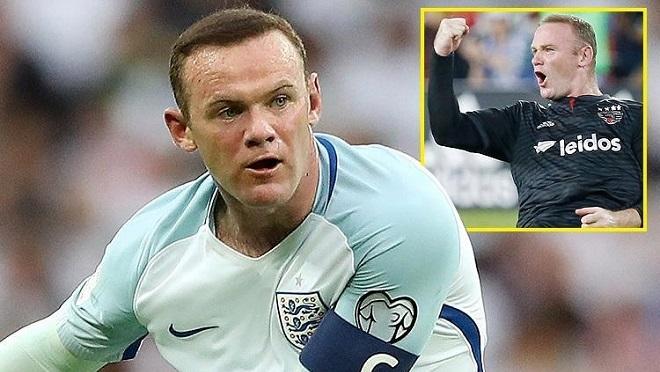 Sự kiện Wayne Rooney trở lại đội tuyển Anh gây tranh cãi dữ dội