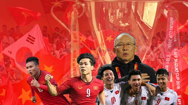 Mở bán vé xem đội tuyển Việt Nam thi đấu ở AFF Cup 2018