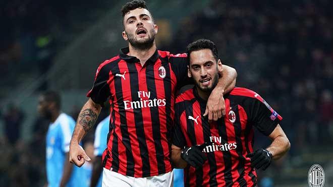 Video clip bàn thắng AC Milan 5-2 Dudelange: Chờ đại chiến Olympiakos lượt cuối