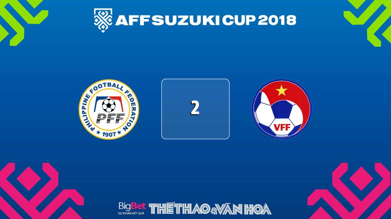Dự đoán kết quả Philippines vs Việt Nam (18h30 ngày 02/12)