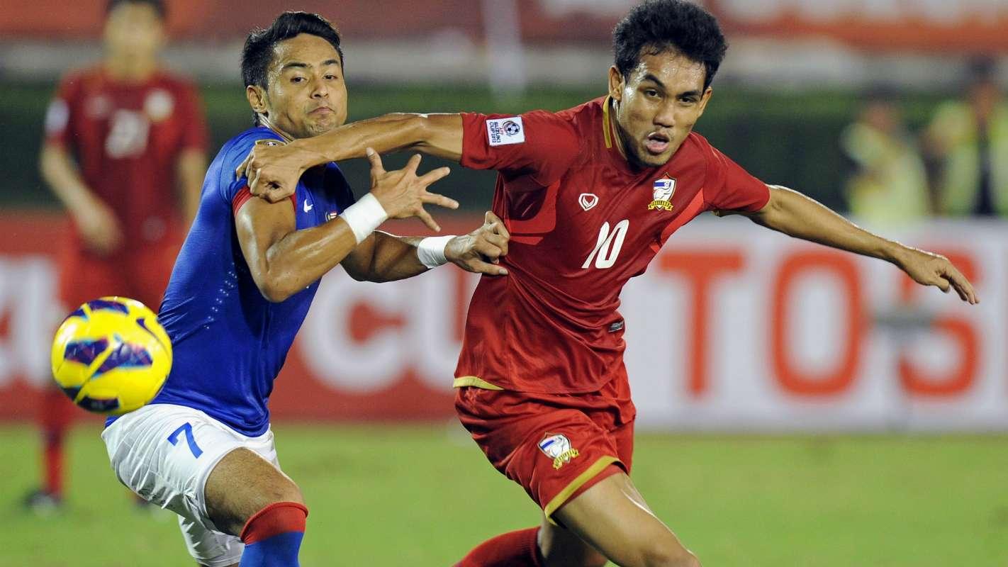 Malaysia và cái 'dớp' gặp người Thái ở Bán kết AFF Cup