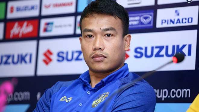Thủ môn Thái Lan nhận đủ 'gạch đá' vì tuyên bố sẽ cho Malaysia nếm mùi ác mộng