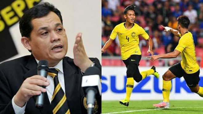 Lãnh đạo bóng đá Malaysia ra yêu cầu đặc biệt trước trận Chung kết lượt đi AFF Cup 2018