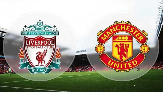 TRỰC TIẾP Liverpool 0-0 M.U: Thế trận cởi mở (Hiệp 1)