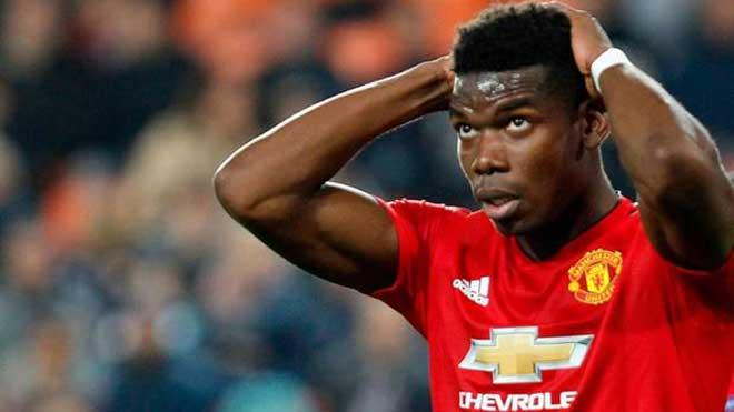 CHUYỂN NHƯỢNG M.U 16/12: Đẩy Pogba cho Juve vào tháng Giêng, từ bỏ hậu vệ trị giá 100 triệu