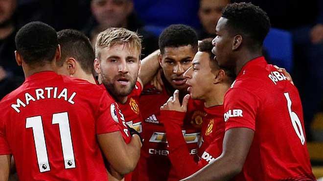 Cardiff 1-5 M.U: 'Quỷ đỏ' thắng tưng bừng ở trận ra mắt của Ole Gunnar Solskjaer trên ghế HLV