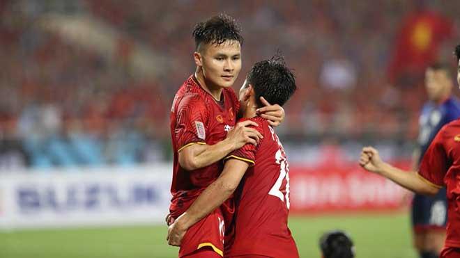Điểm mặt 3 cầu thủ hay nhất của Việt Nam: Quang Hải vẫn là số 1