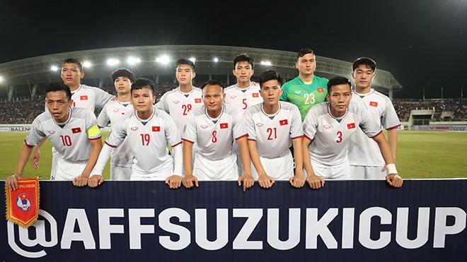 Lộ đội hình Việt Nam trước Philippines tại Bán kết lượt về AFF Cup 2018