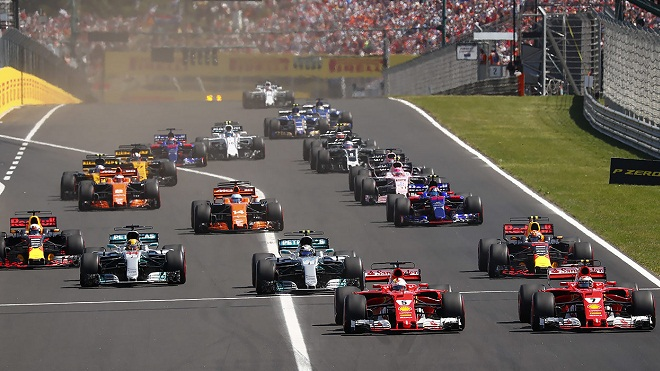 Giải đua xe F1 có thể được tổ chức ở Hà Nội
