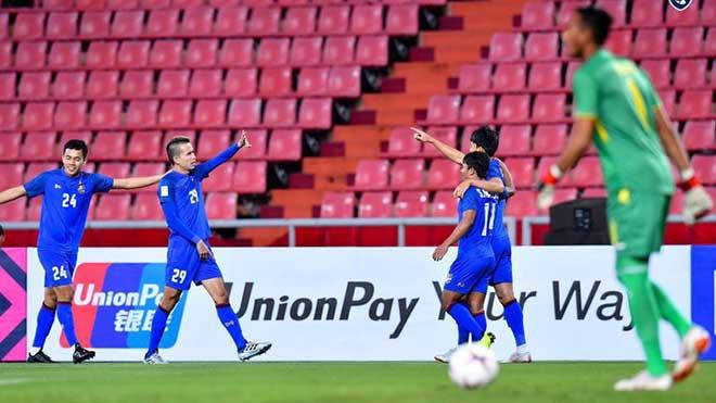VTV6, VTC3 trực tiếp bóng đá. Malaysia vs Thái Lan: Khó đánh bại người Thái khi họ đá thực dụng